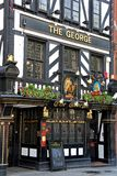 Historic London Pub Royalty Free Stock Photos