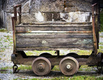 Historic lorry Royalty Free Stock Image