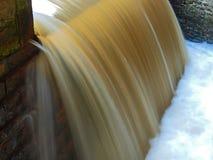 Historic Lost River Falls Stock Photo