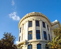 Historic Louisiana court build stock photo