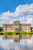 Historic Ludwigslust Palace in northern Germany Royalty Free Stock Images