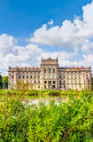 Historic Ludwigslust Palace in northern Germany Stock Image
