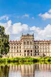 Historic Ludwigslust Palace in northern Germany Stock Photography