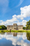 Historic Ludwigslust Palace in northern Germany Stock Photos