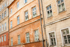 Historic Lviv Stock Images