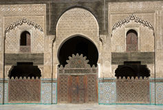Historic Madrasa Royalty Free Stock Photo