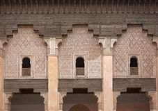 Historic Madrasa Stock Photo