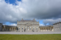 Historic manor Russborough House Co Wicklow Ireland Stock Image