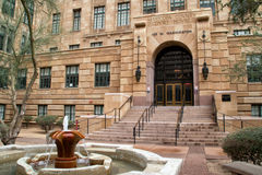Historic Maricopa County Courthouse In Phoenix Arizona. The old historic Maricopa County court house, jail, and old Phoenix City Hall in downtown Phoenix Stock Photos