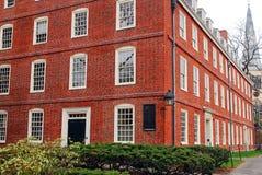 Historic Massachusetts Hall Royalty Free Stock Photo