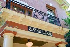 Free Historic McMenamins Grand Lodge Stock Photo - 92132910