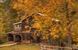 Historic Mill Stock Photography