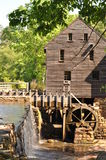 Historic Mill Royalty Free Stock Photos