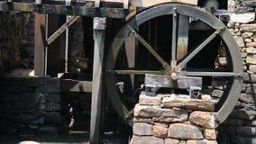 Historic Mill stock video
