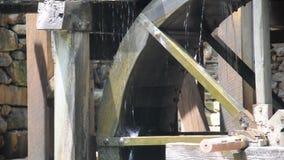 Historic Mill stock footage