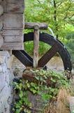 Historic mill wheel region of Lower Austria Royalty Free Stock Photos