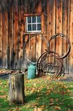 Historic Millbrook Village Stock Photo