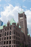 Historic Minneapolis City Hall Corner Royalty Free Stock Image