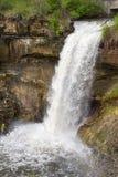 Historic Minnehaha Falls Minnesota Royalty Free Stock Photo