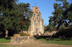Historic Mission Espada Royalty Free Stock Images
