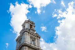 Historic monument building in la Havana Cuba.  Stock Image