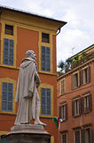 Historic monument in downtown of Modena, Emilia-Romagna Royalty Free Stock Images