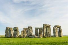 Stonehenge. Historic monument of stonehenge in United Kingdom royalty free stock images