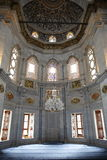 Historic mosque, istanbul Stock Images