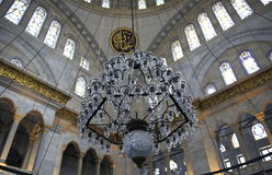 Historic mosque, istanbul Stock Photography