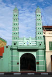Historic mosque in Singapore Stock Photo