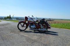 Historic Motorcycle Stock Photos
