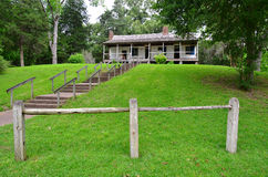 Historic Natchez Trace Home Royalty Free Stock Photo