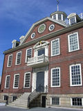 Historic Newport Stock Photo