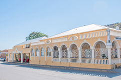Historic old building in Colesberg Royalty Free Stock Photography