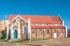 Historic old church in Kimberley Royalty Free Stock Photos