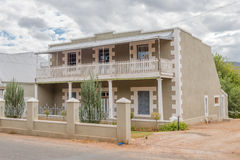 Historic old house in Calitzdorp Royalty Free Stock Photo