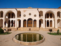 Historic old house in Kashan, Iran Stock Photography