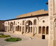 Historic old house in Kashan, Iran Royalty Free Stock Image