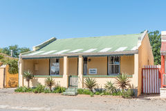 Historic old house from the victorian era in Cradock Stock Images