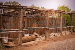 Historic Old Mesilla New Mexico. This is a shot of historic Old Mesilla New Mexico royalty free stock images