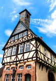 Historic Old Town Hall in Ortenberg, Germany Royalty Free Stock Photos