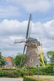 Historic old windmill Royalty Free Stock Photography