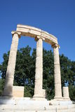 Historic olympia - greece Stock Images