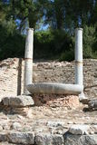 Historic olympia - greece Royalty Free Stock Image