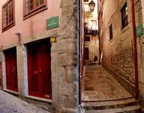 HISTORIC OPORTO STREETS Stock Photography