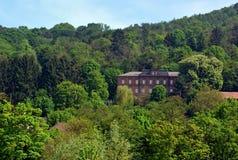 Historic Orphanage Lahr Stock Image
