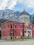 Historic Ouray County Courthouse Stock Photography