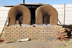 Historic Outdoor Clay Oven Royalty Free Stock Photography