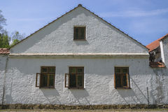 Historic panting cottage Stock Photography