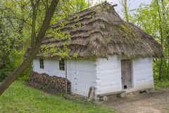 Historic panting cottage Stock Image